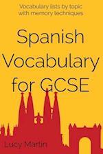 Spanish Vocabulary for Gcse