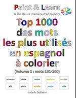 Top 1000 Des Mots Les Plus Utilises En Espagnol (Volume 2