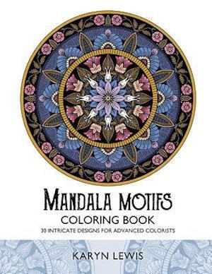 Bog, paperback Mandala Motifs Coloring Book af Karyn Lewis