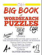 Olly's Big Book of Wordsearch Puzzles - Volume 2