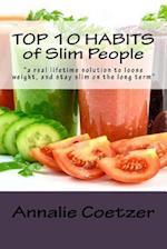 Top 10 Habits of Slim People