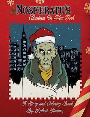 Bog, paperback Nosferatu's Christmas in New York af Robert Jimenez