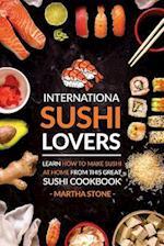 International Sushi Lovers