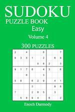 Easy 300 Sudoku Puzzle Book af Enoch Darmody