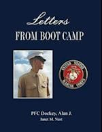 Letters from Boot Camp