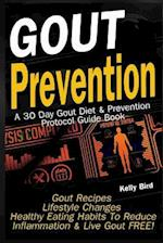 Gout Prevention - A 30 Day Gout Diet & Prevention Protocol Guide Book - Gout Recipes - Lifestyle Changes - Healthy Habits to Help Reduce Inflammation,