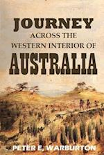 Journey Across the Western Interior of Australia