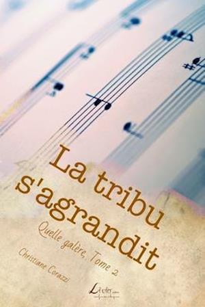Bog, paperback La Tribu S'Agrandit af Christiane Corazzi