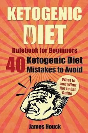 Bog, paperback Ketogenic Diet af James Houck