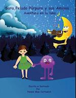 Sara, Peludo Purpura y Sus Amigos (Spanish Language Edition)