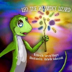 Bog, paperback Leo the Wizardly Lizard af Steven Mingey