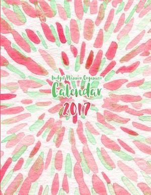 Bog, paperback Budget Planner Organizer Calendar 2017 (6x9) af Finance Planners