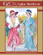 1920's Fashion Sketchbook