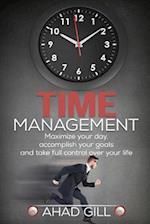 Time Management af Ahad Gill