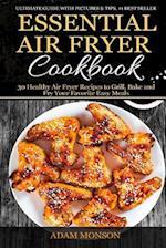 Essential Air Fryer Cookbook af MR Adam Monson
