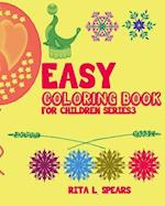 Easy Coloring Book for Children Series3 af Rita L. Spears