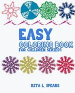 Easy Coloring Book for Children Series4 af Rita L. Spears
