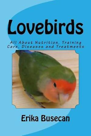 Bog, paperback Lovebirds af Erika Busecan