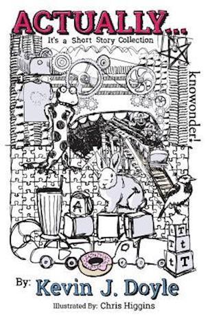 Bog, paperback Actually... af Kevin J. Doyle