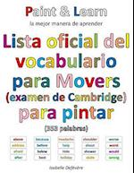 Lista Oficial del Vocabulario Para Movers (Examen de Cambridge) af Isabelle Defevere