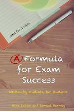 A Formula for Exam Success af Mike Lebon, Samuel Barmby