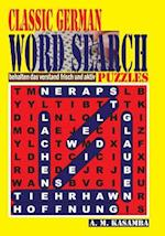 Classic German Word Search Puzzles