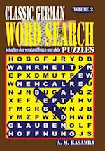 Classic German Word Search Puzzles. Vol. 2