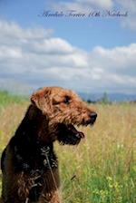 Airedale Terrier 10th Notebook