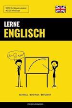 Lerne Englisch - Schnell / Einfach / Effizient