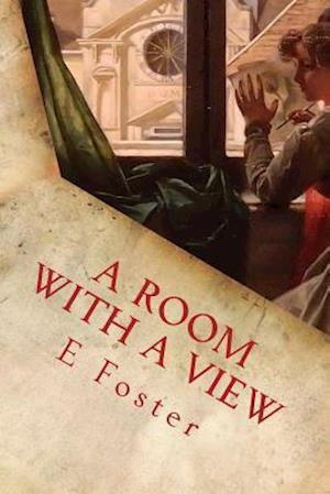 Bog, paperback A Room with a View af E. M. Foster
