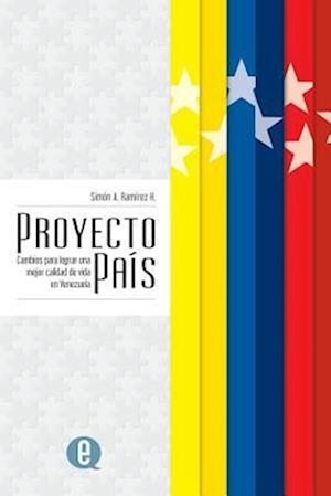 Bog, paperback Proyecto Pais af Simon Ramirez