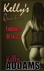 Kelly's Quickies - Volumes 01 to 25 af Kelly Addams