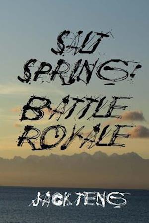 Bog, paperback Salt Spring af Jack Teng