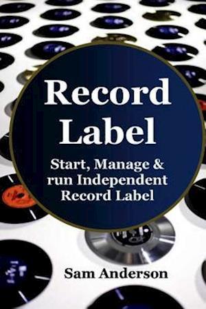 Bog, paperback Record Label af Sam Anderson