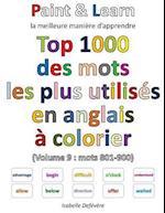 Top 1000 Des Mots Les Plus Utilises En Anglais (Volume 9