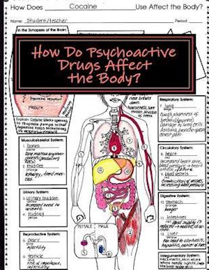 Bog, paperback How Do Psychoactive Drugs Affect the Body? af Barbara Sabet