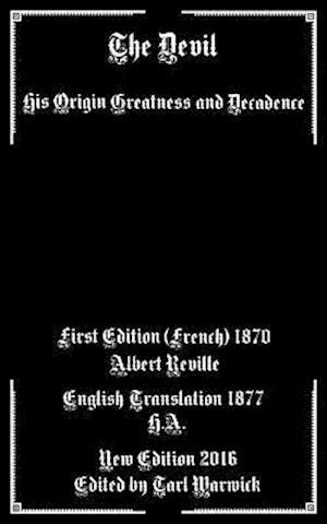 Bog, paperback The Devil af Albert Reville