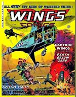 Wings Comics # 124 af Fiction House