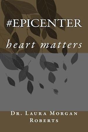 Bog, paperback #Epicenter af Dr Laura Morgan Roberts