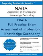 Nmta Assessment of Professional Knowledge Secondary