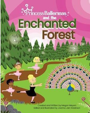 Bog, paperback Princess Ballerinas af Megan Meyers