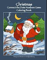 Christmas Connect the Dots Numbers Game Coloring Book