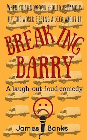 Bog, paperback Breaking Barry af James Banks