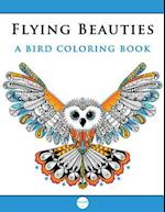 Flying Beauties a Bird Coloring Book af Artson Media