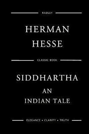 Bog, paperback Siddhartha af MR Herman Hesse