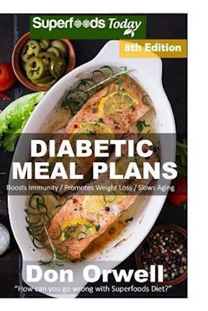 Bog, paperback Diabetic Meal Plans af Don Orwell