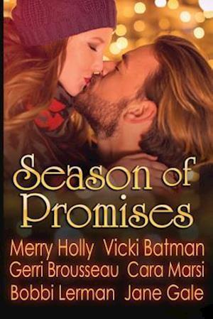 Bog, paperback Season of Promises af Gerri Brousseau, Merry Holly, Vicki Batman