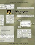 Army Force Management Model How the Army Runs a Senior Leader Reference Handbook 2015-2016