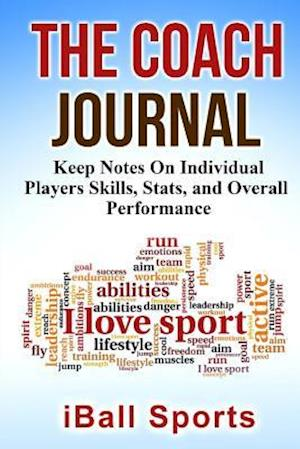 Bog, paperback The Coach Journal af Iball Sports