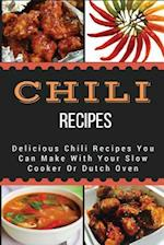 Chili Recipes af Jacob King